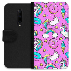 OnePlus 7 Pro Wallet Case Unicorn