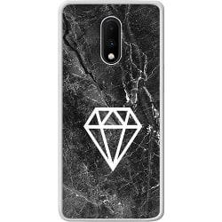 OnePlus 7 Soft Case (Frostad) Diamond