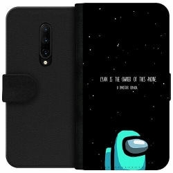 OnePlus 7T Pro Wallet Case Among Us 2021