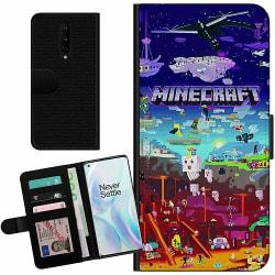 OnePlus 8 Billigt Fodral MineCraft