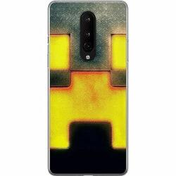 OnePlus 8 Mjukt skal - Mönster