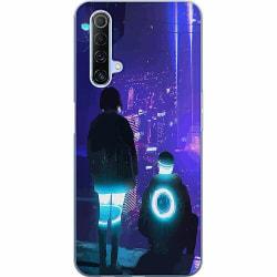 Realme X50 Thin Case Cyberpunk 2077