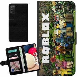 Samsung Galaxy A02s Billigt Fodral Roblox