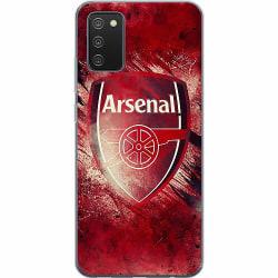 Samsung Galaxy A02s Mjukt skal - Arsenal Football