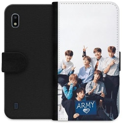 Samsung Galaxy A10 Wallet Case BTS
