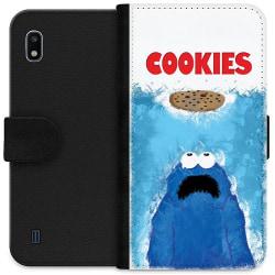 Samsung Galaxy A10 Plånboksfodral COOKIES