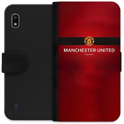 Samsung Galaxy A10 Wallet Case Manchester United