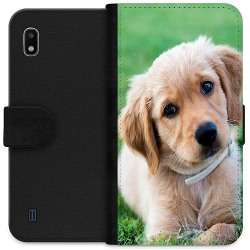 Samsung Galaxy A10 Wallet Case Hund