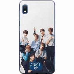 Samsung Galaxy A10 Thin Case BTS