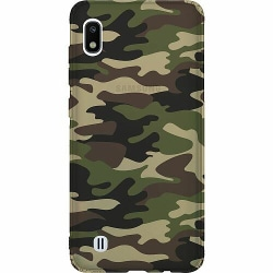 Samsung Galaxy A10 Thin Case Militär