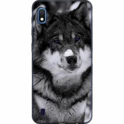Samsung Galaxy A10 Thin Case Wolf