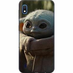 Samsung Galaxy A10 Thin Case Baby Yoda