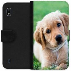 Samsung Galaxy A10 Wallet Case Hund