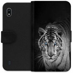 Samsung Galaxy A10 Wallet Case Tiger