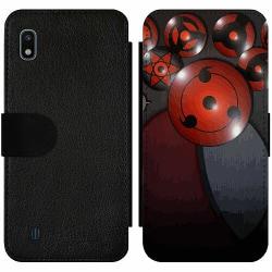 Samsung Galaxy A10 Wallet Slim Case Naruto