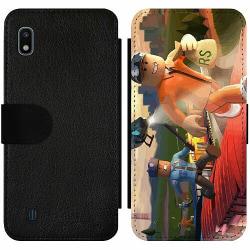 Samsung Galaxy A10 Wallet Slim Case Roblox