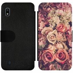 Samsung Galaxy A10 Wallet Slim Case Romantic