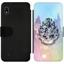 Samsung Galaxy A10 Wallet Slim Case Harry Potter