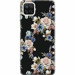 Samsung Galaxy A12 Thin Case Floral