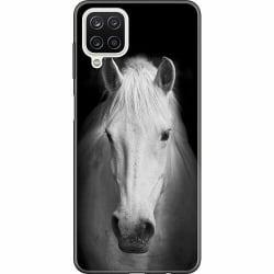 Samsung Galaxy A12 Mjukt skal - Häst