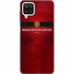 Samsung Galaxy A12 Thin Case Manchester United