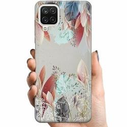 Samsung Galaxy A12 TPU Mobilskal Dove