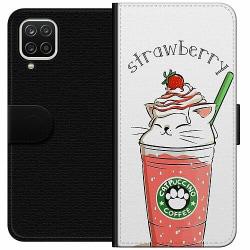 Samsung Galaxy A12 Wallet Case Kawaii