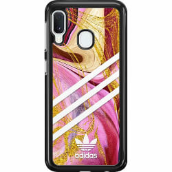 Samsung Galaxy A20e Hard Case (Svart) Fashion