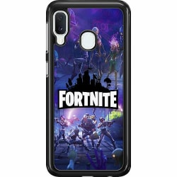 Samsung Galaxy A20e Hard Case (Svart) Fortnite