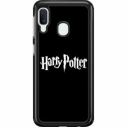Samsung Galaxy A20e Hard Case (Svart) Harry Potter