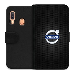 Samsung Galaxy A40 Wallet Case Volvo