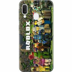 Samsung Galaxy A20e Thin Case Roblox