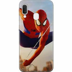 Samsung Galaxy A20e Thin Case Spiderman