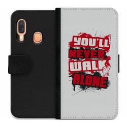 Samsung Galaxy A40 Wallet Case YNWA - Liverpool