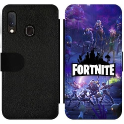 Samsung Galaxy A20e Wallet Slim Case Fortnite