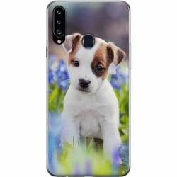 Samsung Galaxy A20s Thin Case Hund