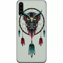 Samsung Galaxy A20s Thin Case Owl