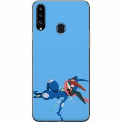 Samsung Galaxy A20s Thin Case Pokémon - Greninja