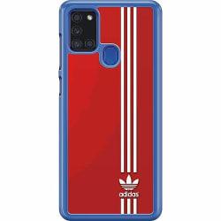 Samsung Galaxy A21s Hard Case (Transparent) Adidas