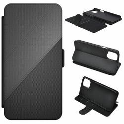Apple iPhone X / XS Mobilfodral Black Leather