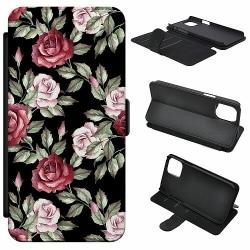 Apple iPhone X / XS Mobilfodral Blommor