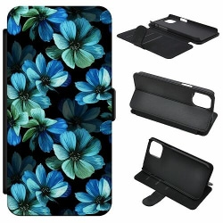 Apple iPhone 12 Mobilfodral Blommor