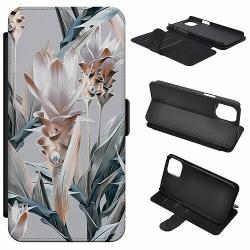 Apple iPhone 12 Pro Mobilfodral Blommor