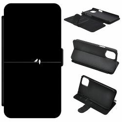 Apple iPhone 7 Plus Mobilfodral Minimalist Birds Black