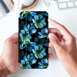Apple iPhone 12 Slimmat Fodral Blommor