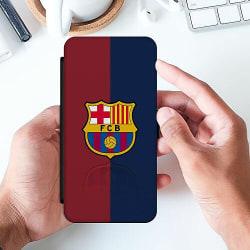 Apple iPhone XS Max Slimmat Fodral FC Barcelona