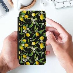 Huawei P40 Lite Slimmat Fodral Lemonade