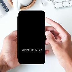 Apple iPhone XS Max Slimmat Fodral SURPRISE, BITCH