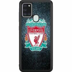 Samsung Galaxy A21s Soft Case (Svart) Liverpool Football Club