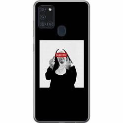 Samsung Galaxy A21s Thin Case F**k YoU